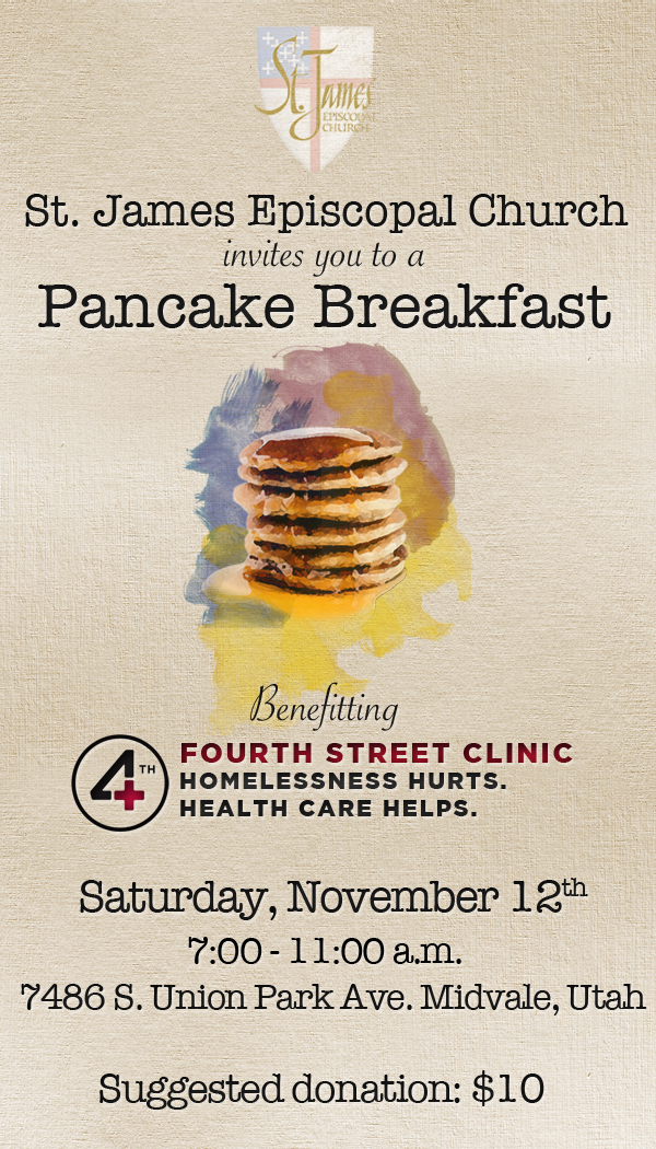 Upcoming Events – Pancake Breakfast | Fourth Street Clinic