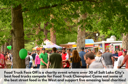 food truck face off sponsorship opportunities utah nonprofits