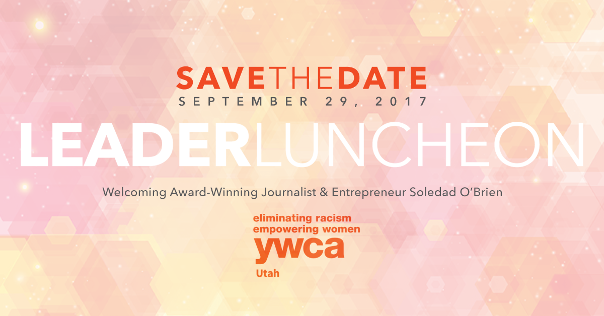 ywca utah leader luncheon salt lake city