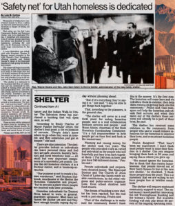 fourth street clinic history the road home 1988